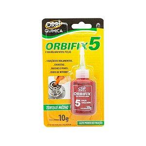 Trava Cola Fixa Rolamentos Orbi Torque Médio Orbifix 5 10g