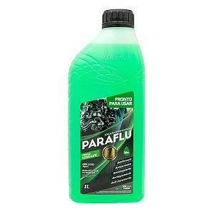 Aditivo Radiador Pronto Uso Verde Paraflu Híbrido Long Life