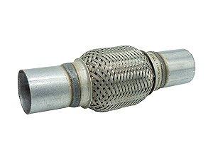 Flexível Do Tubo Cano De Escapamento Universal 45mm x 220mm