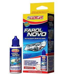Revitalizador De Farol Luxcar Faro (Recupera Amarelos/Fosco)
