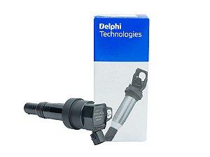 Bobina Ignição Delphi Hyundai Hb20 1.0 12v Kia Picanto 1.0