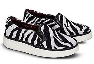 Iate Feminino Confort Zebra