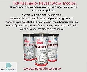 Impermeabilizante Incolor Revest Stone Machado 900 ml
