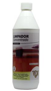 Limpador Concentrado Para Pisos de Madeira 1 litro- W&W Quimica