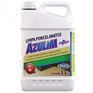 Azulim Limpa Porcelanato Power Lavanda 5 lts Start