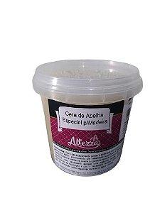 Cera de Abelha Especial Para Madeiras e Tábuas de Corte 350 grs