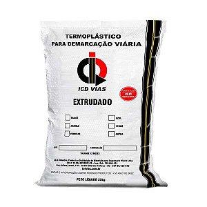 Termoplástico extrudado - Termo Paint Flex - 25 kg