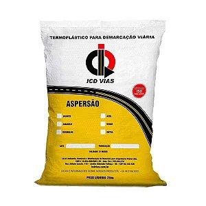 Termoplástico aspersão - Hot Paint Flex Plus - 25kg