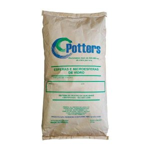 Microesfera de Vidro Drop On (AC 12) 25 kg - Potters