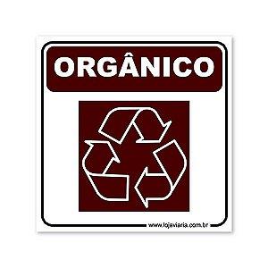 Placa Orgânico 18x18 cm ACM 3 mm