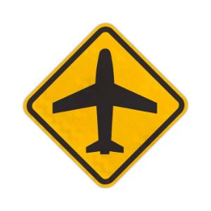Placa Aeroporto A-43