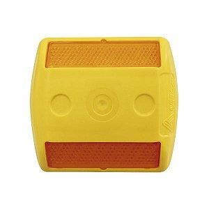 Tacha refletiva Bidirecional - Amarela - Tipo I - Avery Dennison