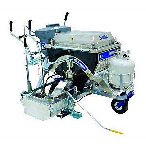 Máquina de demarcação viária ThermoLazer ProMelt - Graco