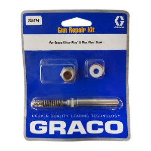 Kit reparo de pistola - bico/agulha