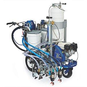 Máquina de demarcação viária Graco LineLazer V 200MMA 1:1