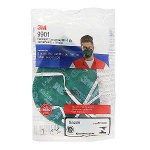 Máscara respirador descartável - 9901 PFF - 3M