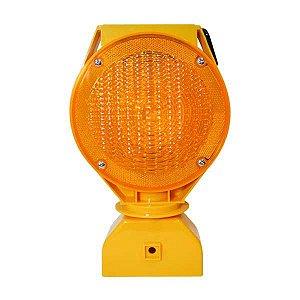 Sinalizador de LED com Energia Solar