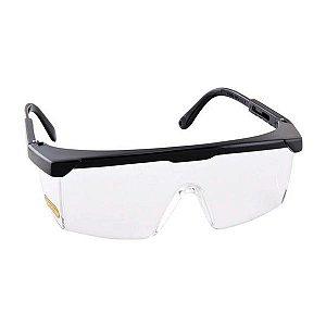 Óculos de proteção Foxter incolor antiembaçante - Vonder