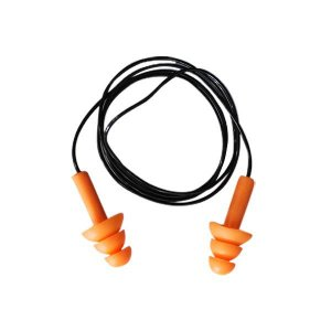 Protetor auditivo de silicone - Cordão de PVC - Vonder