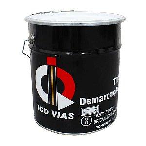 Tinta à base de metil metacrilato monocomponente - 18 L - ICD