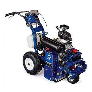 Máquina para remoção de demarcação viária Graco GrindLazer HP DC1021 G DCS