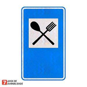 Placa Restaurante (SAU-12)