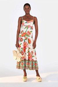 Vestido Cropped Araris Floral