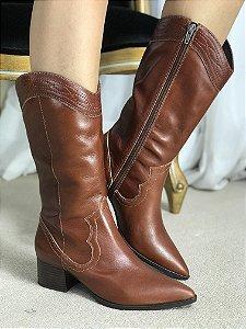 Bota Leather