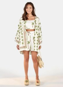 Kimono Coqueiros