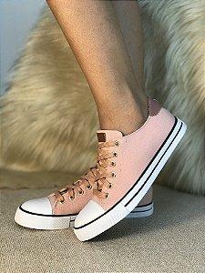 Sapato tecido soft napa