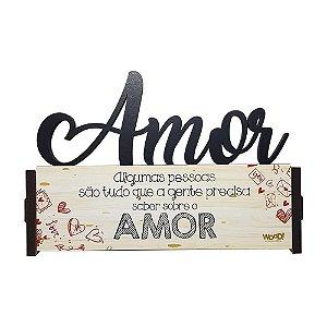 Nome Decorativo - (Amor) Sobre o Amor
