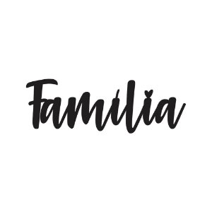 Nome de Parede - Família