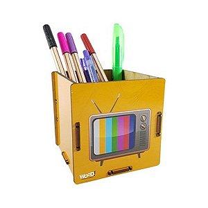 Porta-treco Divertido - TV