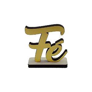 Nome Decorativo - Fé (P)