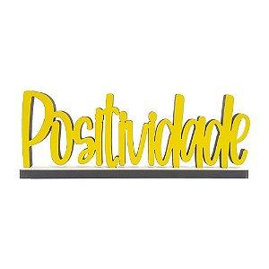 Nome Decorativo - Positividade (P)