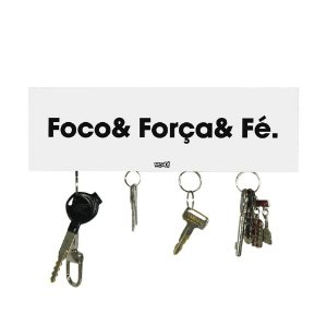 Porta-Chaves Magnético - Foco