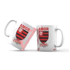 Caneca Esportiva Flamengo