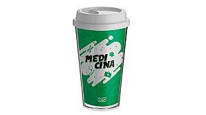 Copo Plástico 500ml - Medicina