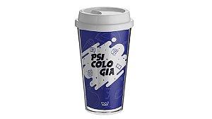 Copo Plástico 500ml - Psicologia