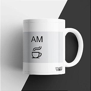 Caneca - AM PM Café