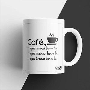 Caneca - Café