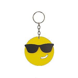 Chaveiro Emoji - Descolado