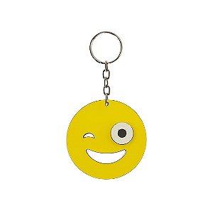 Chaveiro Emoji - Maluco
