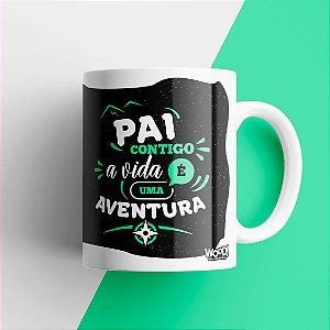 Caneca Pai - Aventura