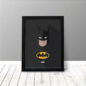 Quadro Criativo - Batman