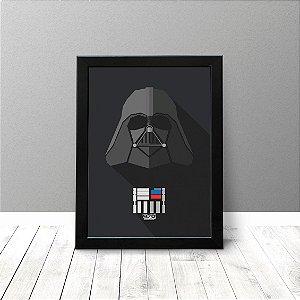 Quadro Criativo - Darth Vader