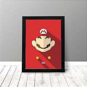 Quadro Criativo - Mario Bros