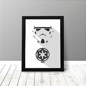Quadro Criativo - StormTrooper