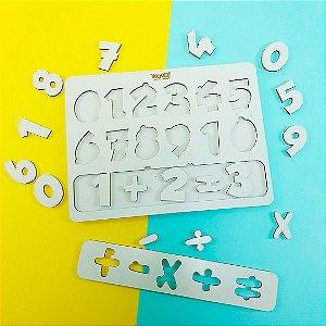 Brinquedo Criativo - Calculadora