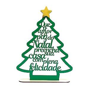 Árvore de Natal - Frase